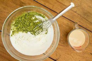 Sữa chua trà xanh cũng là một trong những loại mặt nạ dưỡng da hiệu quả