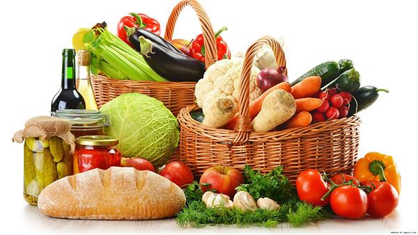 Muốn chống lão hóa da cho nam giới, chế độ ăn uống rất cần được quan tâm