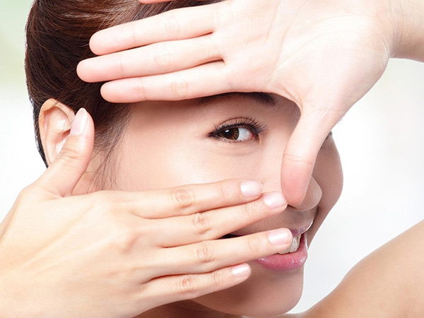 Tập luyện mắt giúp chống lão hóa da vùng mắt