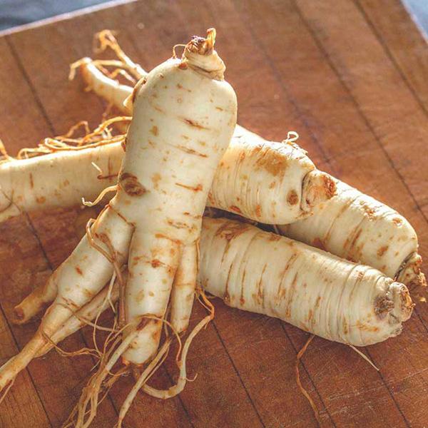 Không chỉ dùng để nấu ăn, nhân sâm còn được sử dụng nhiều trong làm đẹp là cách chống lão hóa da bằng thiên nhiên cho hiệu quả cao