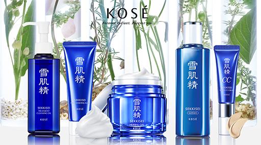 Kose Sekkisei là dòng sản phẩm tạo nên danh tiếng của mỹ phẩm chăm sóc da Kose