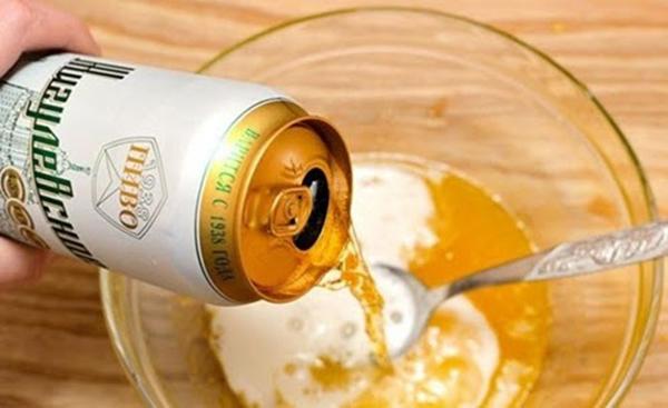 Mặt nạ bia sữa chua làm trắng da & trị mụn
