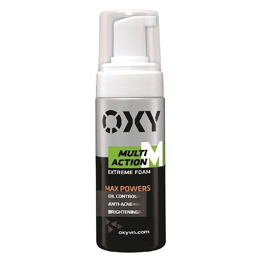 Bọt rửa mặt đa tác dụng Oxy Multi Action