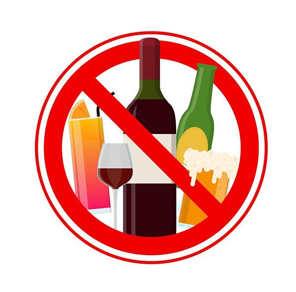 Dù thuộc tuýp da nào, chị em cũng nên hạn chế rượu bia & đồ uống có cồn