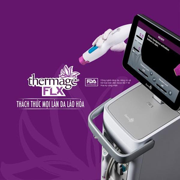 Thermage FLX là công nghệ trẻ hóa da được đánh giá hiệu quả tốt nhất hiện nay