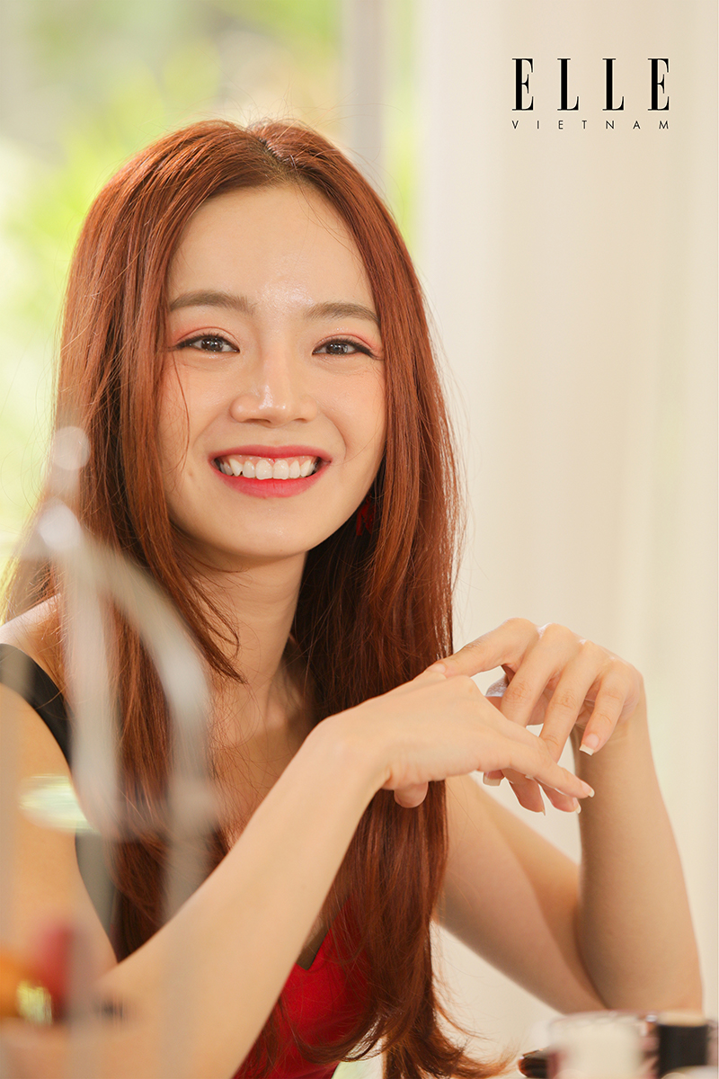 elle beauty awards 2021 emmi hoàng